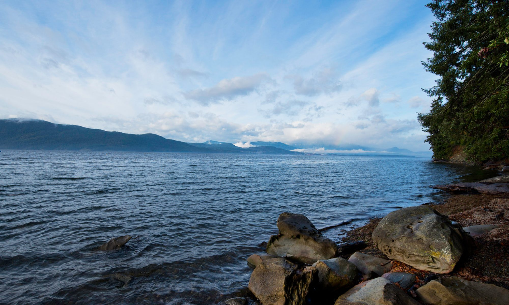 Protect Booth Bay on Saltspring Island